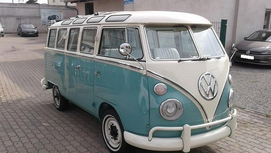 Volkswagen T1 Samba  - T3 - Bild 1