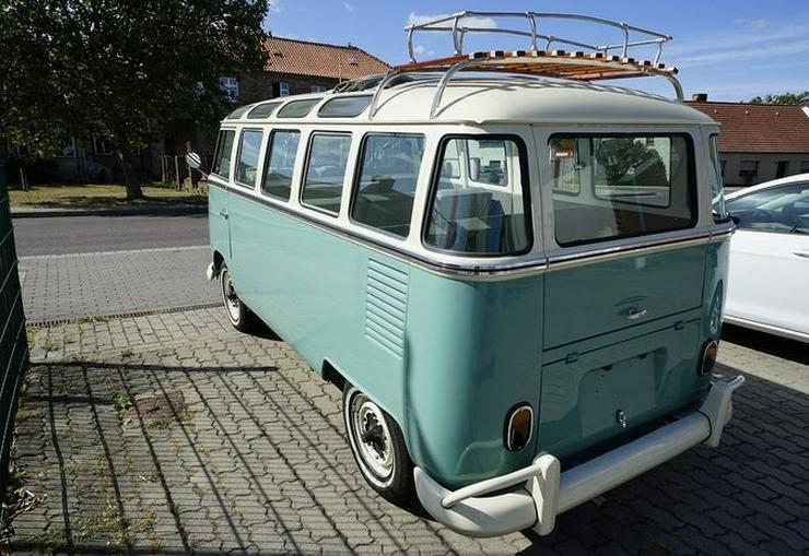 Bild 2: Volkswagen T1 Samba
