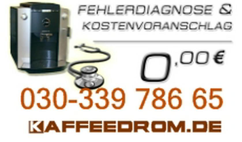 Kaffeedrom / Kaffeevollautomaten Reparatur in Berlin - Reparaturen & Handwerker - Bild 1
