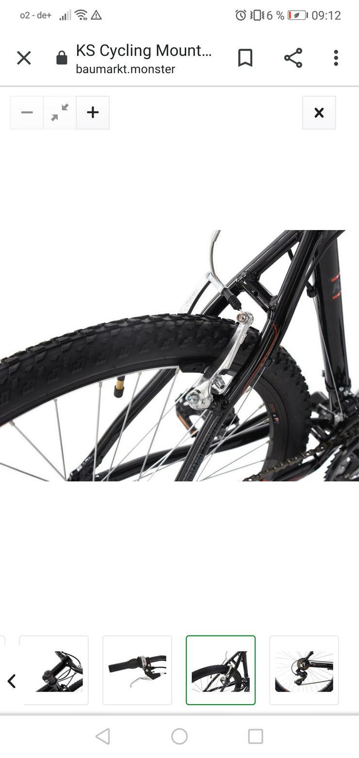 Bild 5: Ks Cycling mountainbike