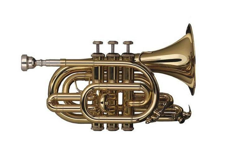 Schagerl Taschen - Trompete in B, NEU inkl. Leichtkoffer