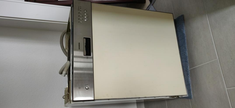 Siemens Einbau-Geschirrspülmaschine