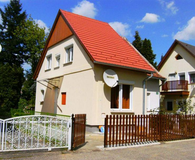 klimatisiertes Ferienhaus in Bad Bük in Ungarn 150  m von der Therme