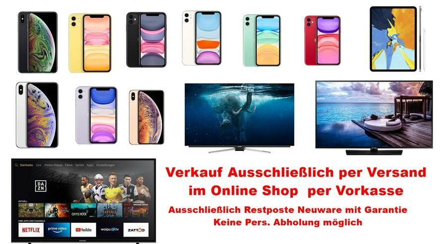 Totalabverkauf -  Restposten - Smart u. iPhones-iPads-TV- Neuware mit Garantie - > 45 Zoll - Bild 1