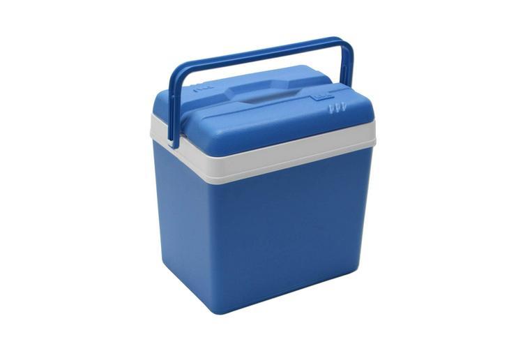 Kühlbox Thermobox Kühltasche Isobox Camping NEU blau & grün/grau
