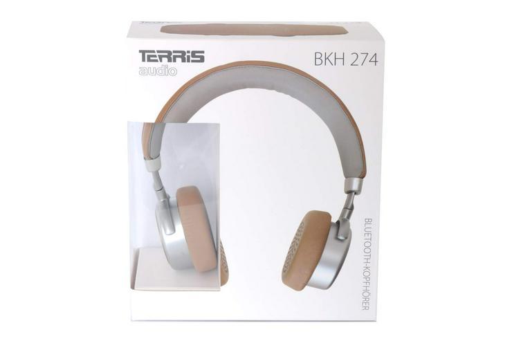 Bild 4: Kopfhörer Bügelkopfhörer Headset Bluetooth kabellos mit Mikrofon