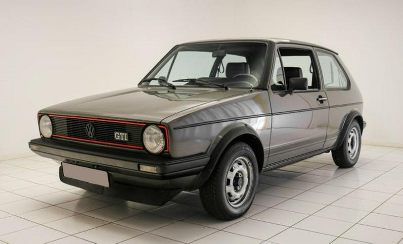 Volkswagen Golf 1.8 GTI MKI