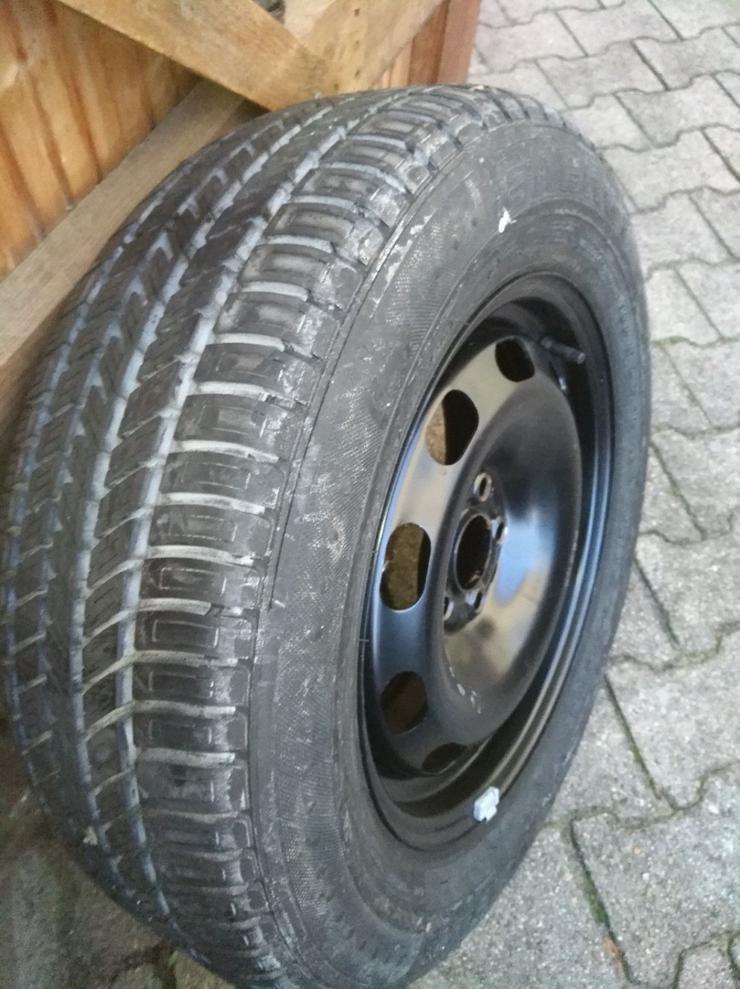 Bild 3: Reifen für Golf 4