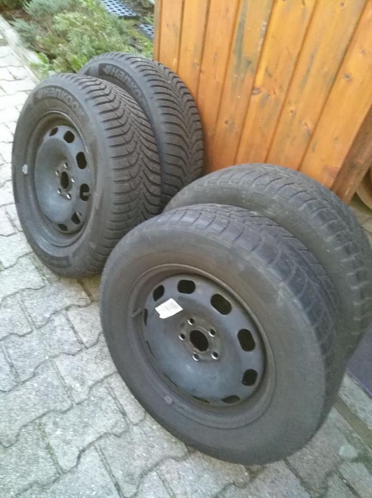 Bild 2: Reifen für Golf 4