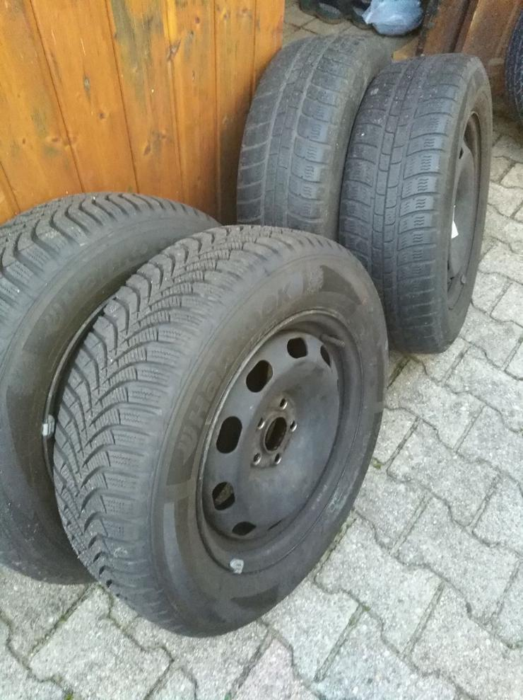 Reifen für Golf 4 - Ganzjahres-Kompletträder - Bild 1