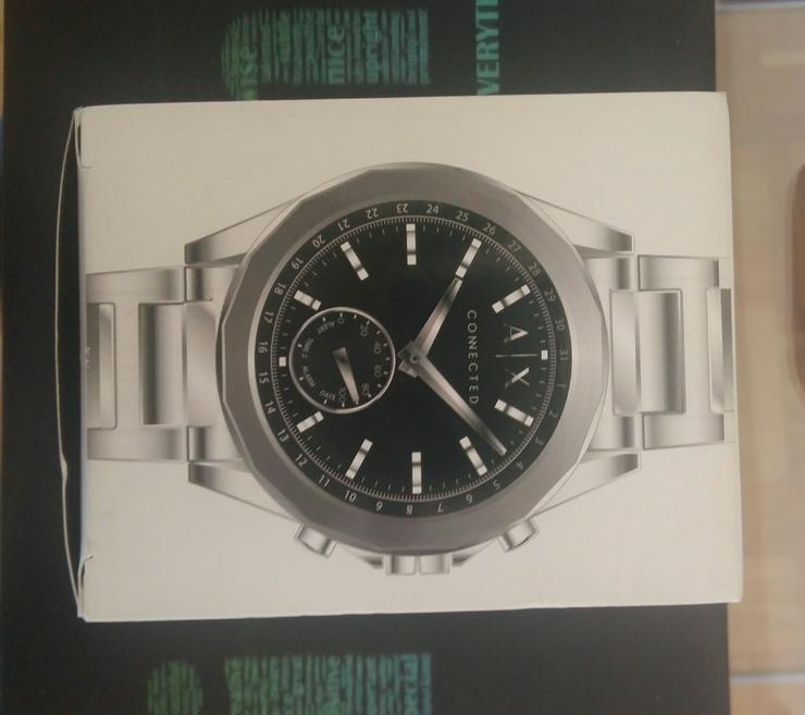 Bild 5: Neue Armani Exchange Hybrid-Smartwatch AXT1006