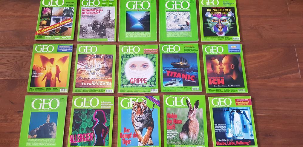 249 Geo Hefte zu verkaufen