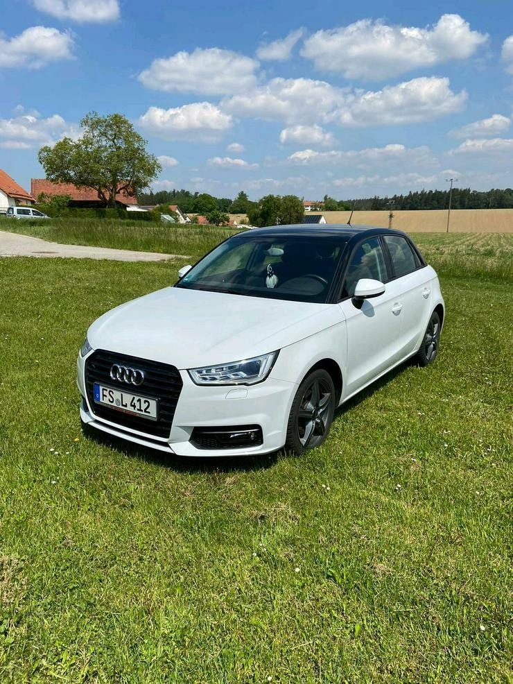 Audi A1 Sportback 1.4 TFSI - PREIS ist VB - 44.000 km - 125 PS - scheckheftgepflegt