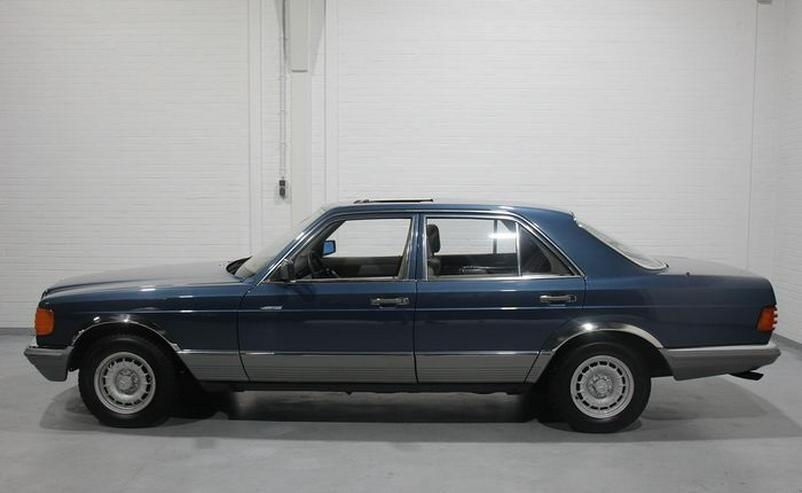 Bild 2:  Mercedes-Benz 280 SE