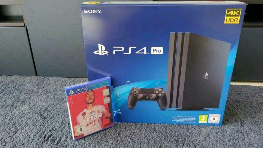 PS4 Pro 1TB neu mit FIFA 20 OVP