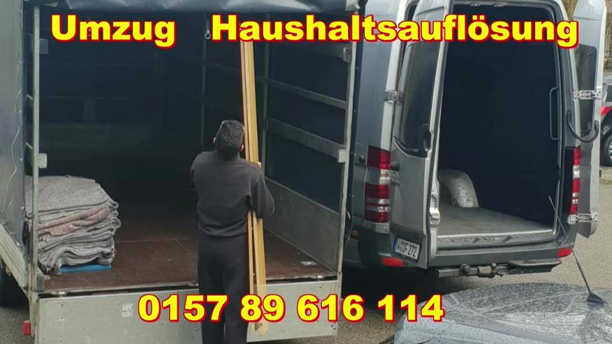 Bild 5: Haushaltsauflösung Transport Umzug Möbel Taxi Wuppertal Senioren
