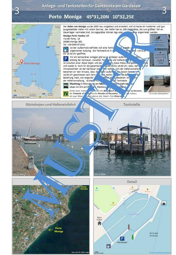 Bild 3: Ratgeber für Gastboote am Gardasee