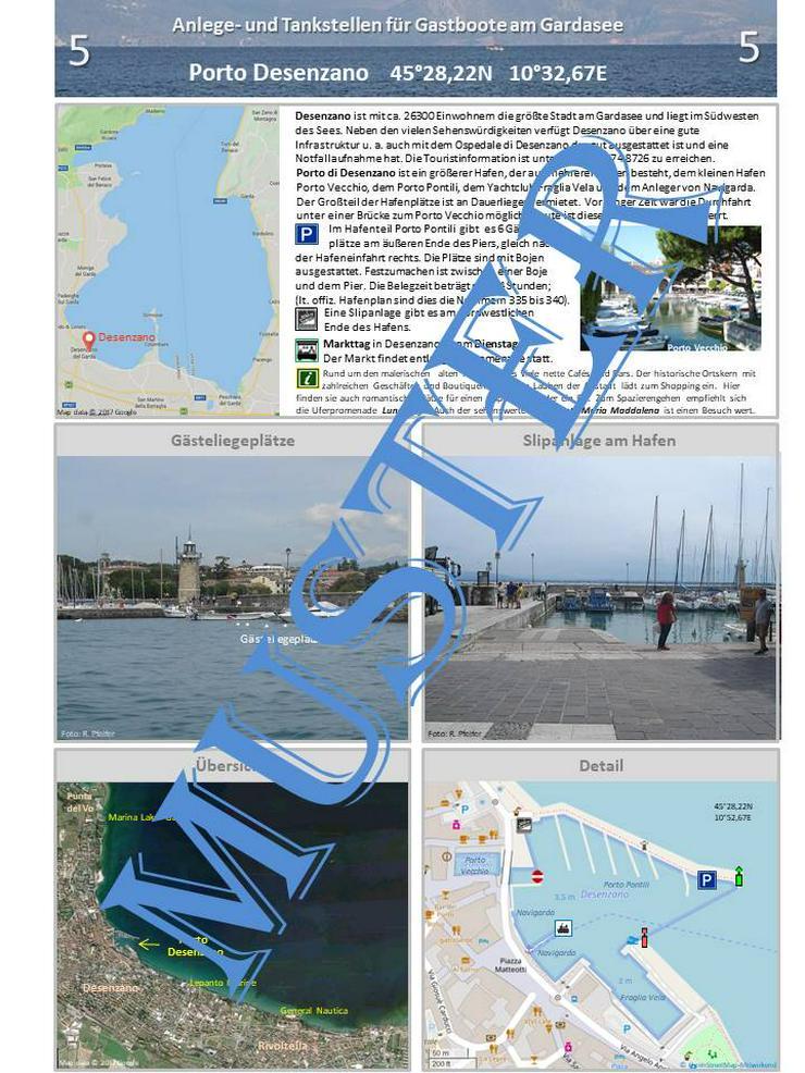 Bild 4: Ratgeber für Gastboote am Gardasee