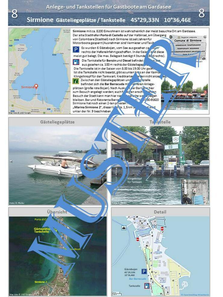 Bild 5: Ratgeber für Gastboote am Gardasee