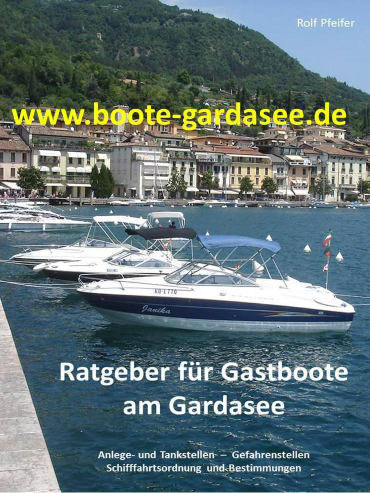 Ratgeber für Gastboote am Gardasee - Motorboote & Yachten - Bild 1