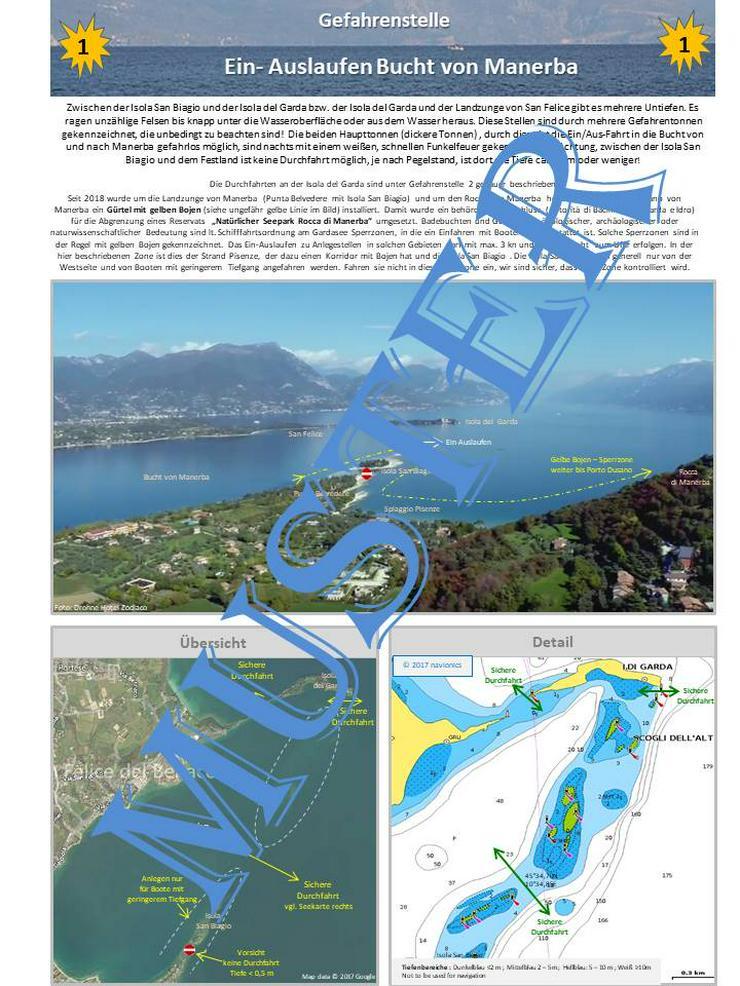 Bild 6: Ratgeber für Gastboote am Gardasee