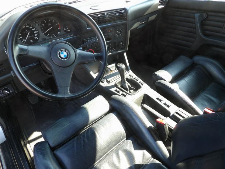 Bild 4: BMW Cabrio Oldtimer