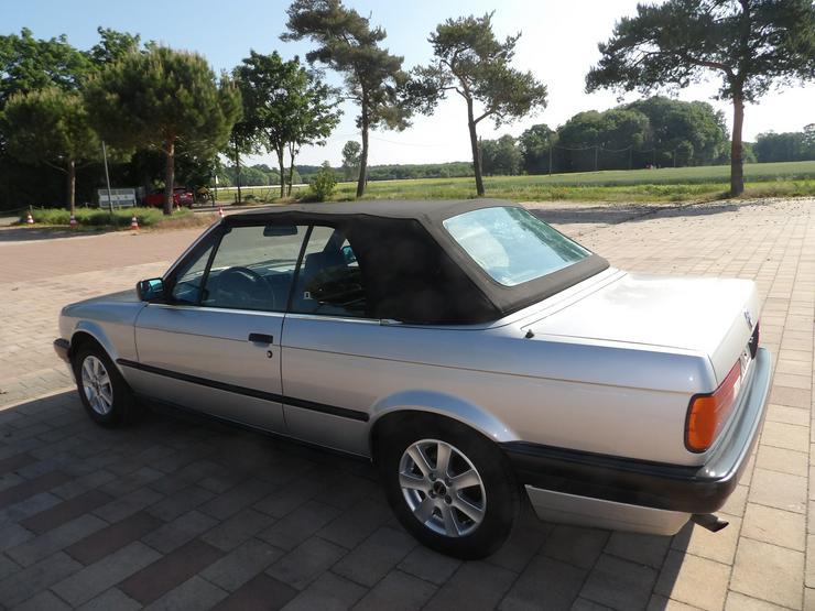 Bild 2: BMW Cabrio Oldtimer