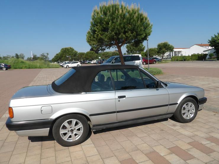 Bild 3: BMW Cabrio Oldtimer