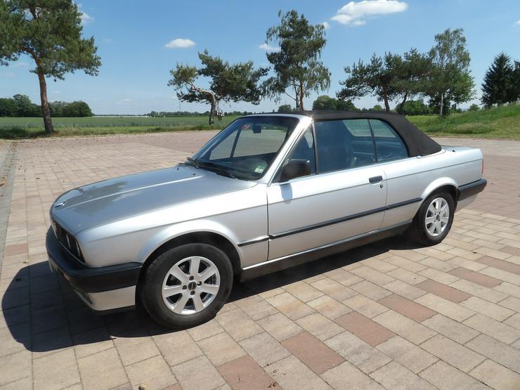 BMW Cabrio Oldtimer