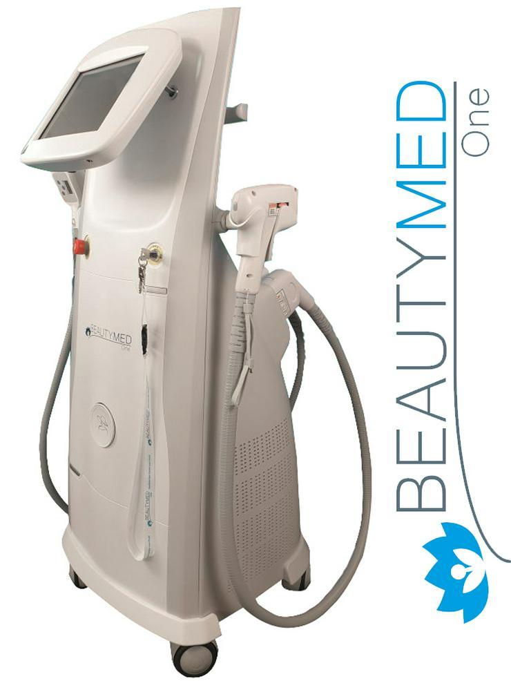 Diodenlaser Deluxe BM7003 - 3 Wellenlängen zur dauerhaften Haarentfernung