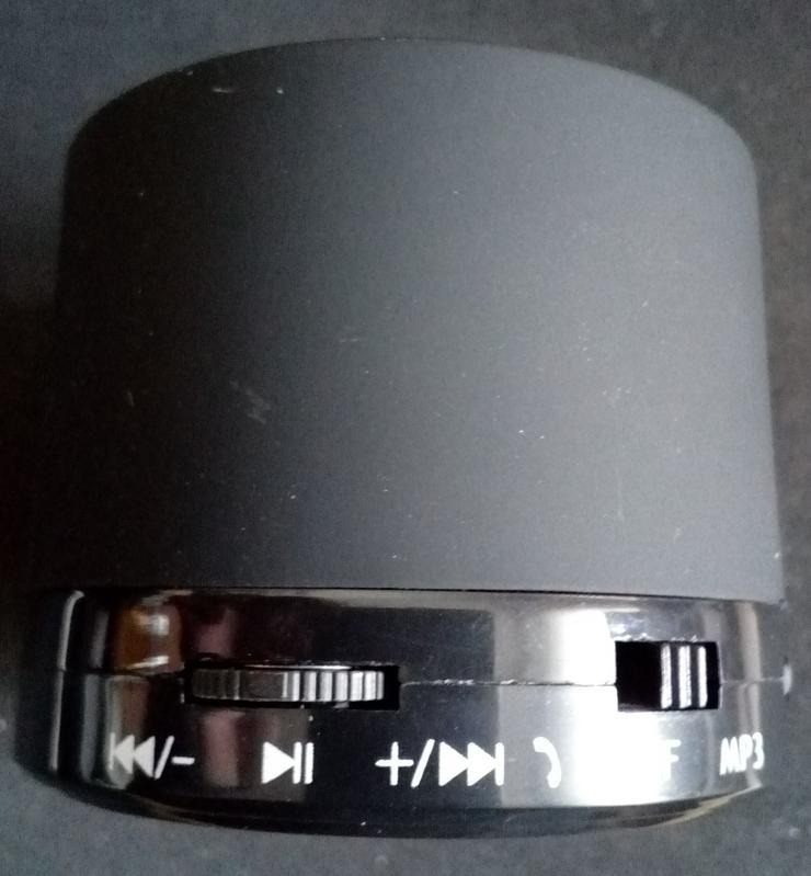 Lautsprecher SoundMaster  Bluetooth neu