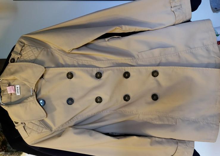 Bild 2: Mantel für Frühling/Sommer, Größe 32 (passt auch 34), Neu