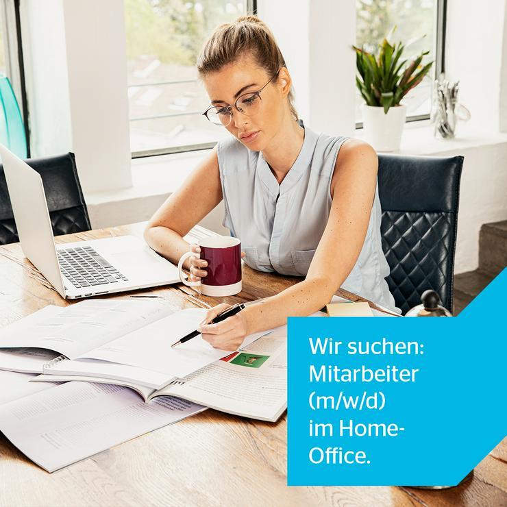 Komm zu uns als Mitarbeiter f. Home-Office (m/w/d)