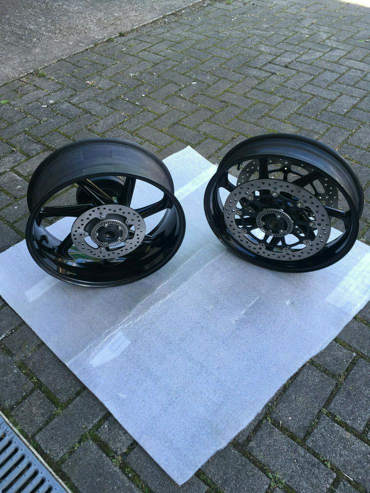 BMW S1000RR K67 Carbon Felgensatz