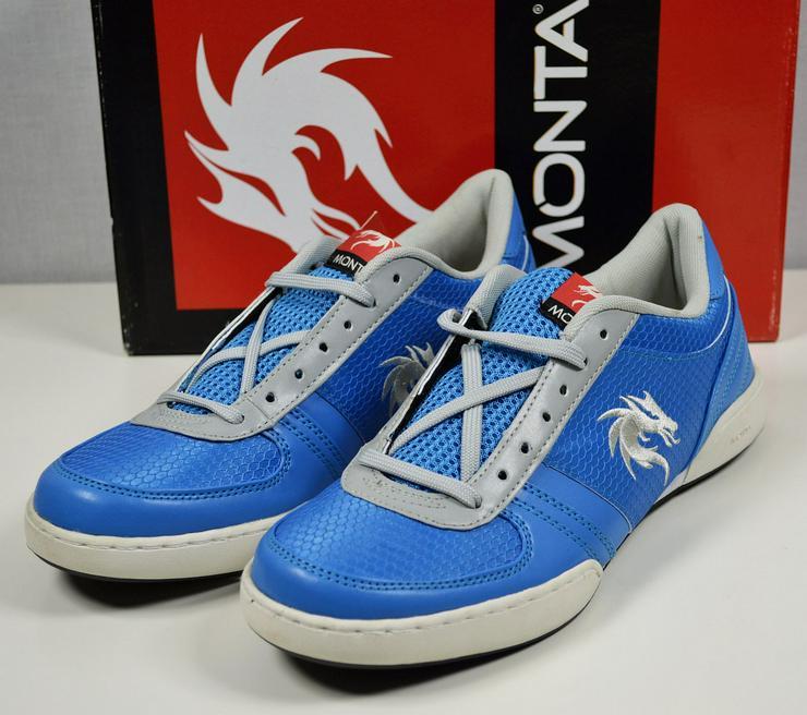 Monta Play Senior Sneaker Sportschuhe Schuhe Laufschuhe 25121603