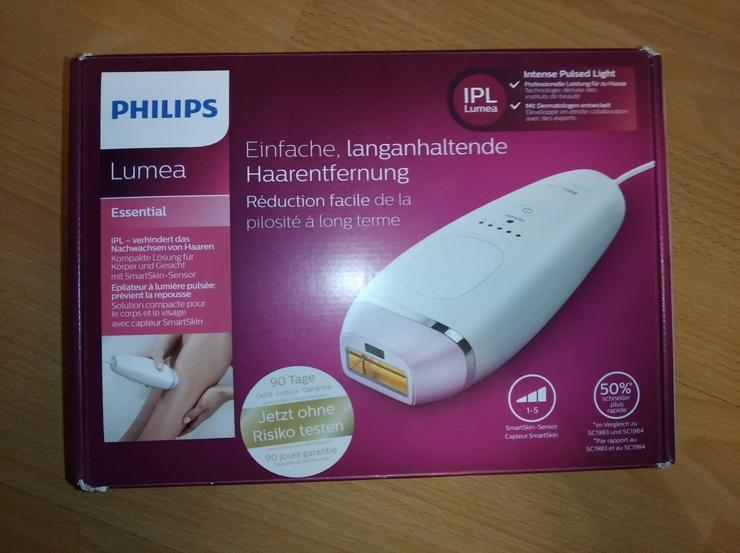 Philips Ipl Lichtimpulsegerät (langanhaltende Haarentfernung)