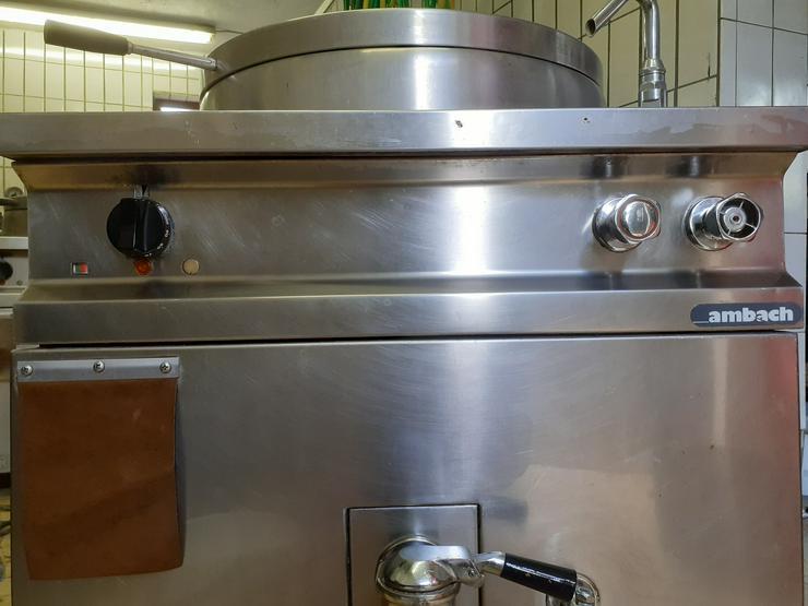 Gas Kochkessel GKS/150 ECOLINE