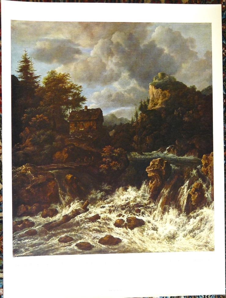 Ruisdael Jacob van Grafik 111 J. alt (B076)