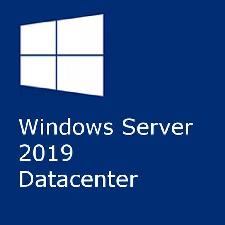 Windows Server 2019 Datacenter 100 User / PC VOL MAk Count Key NEW per e-Mail