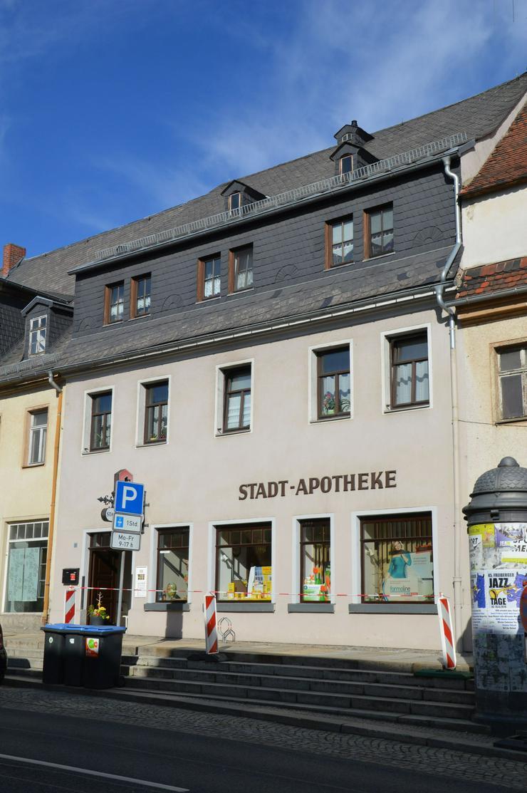 geräumige 3-Zimmer Wohnung in Oederan Zentrum