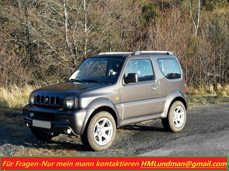 Suzuki Jimny 1.3i 4WD BJ2O11 Automatik