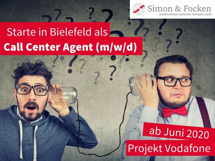 Call Center Agent (m/w/d) – auch für Quereinsteiger!