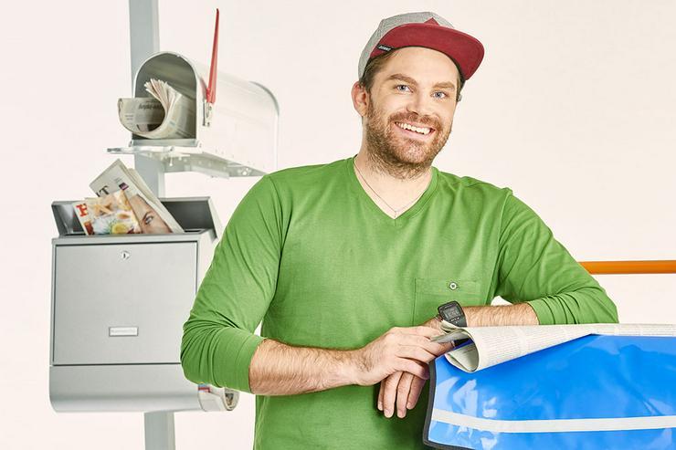 Zeitung austragen in Dietramszell - Job, Nebenjob, Minijob