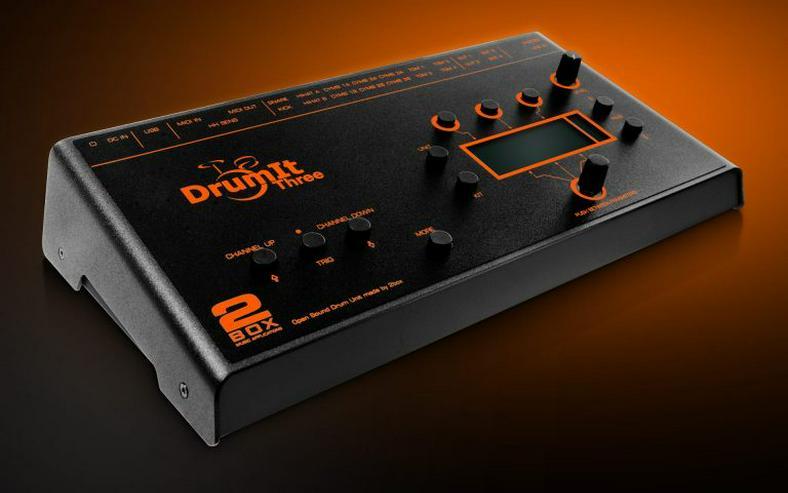 2Box drumIt Three -  modul 4 Giga -