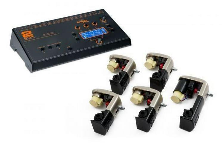 2Box drumIt Three - modul 4 Giga - including 2Box Trigger 4/1