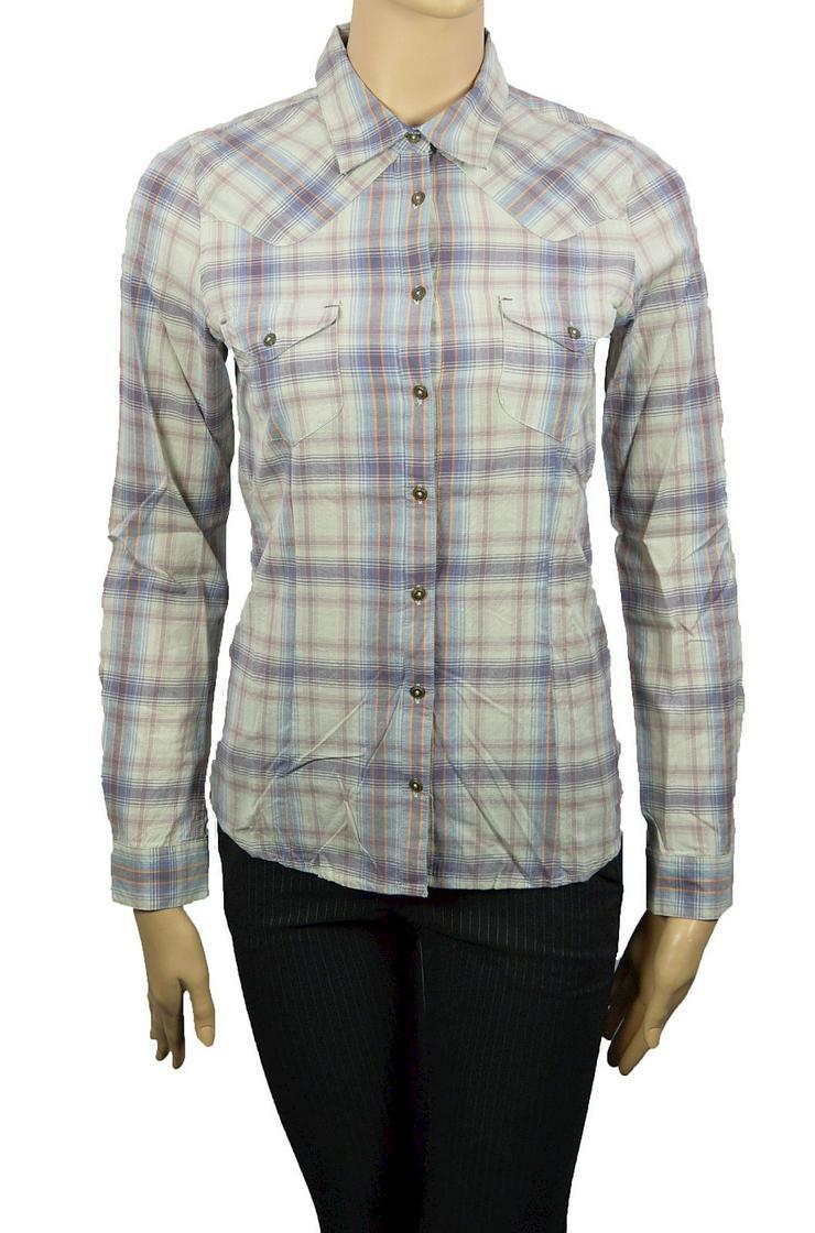 Wrangler Bluse Hemd Shirt Gr.S Hemden Blusen Shirts 12091507