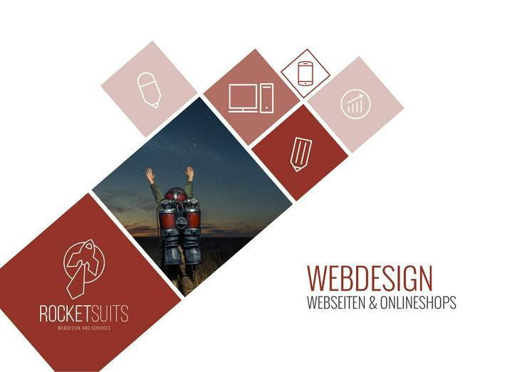 Internetseite /Homepage / Webseite für Existenzgründer oder Unternehmen jünger als 2 Jahre
