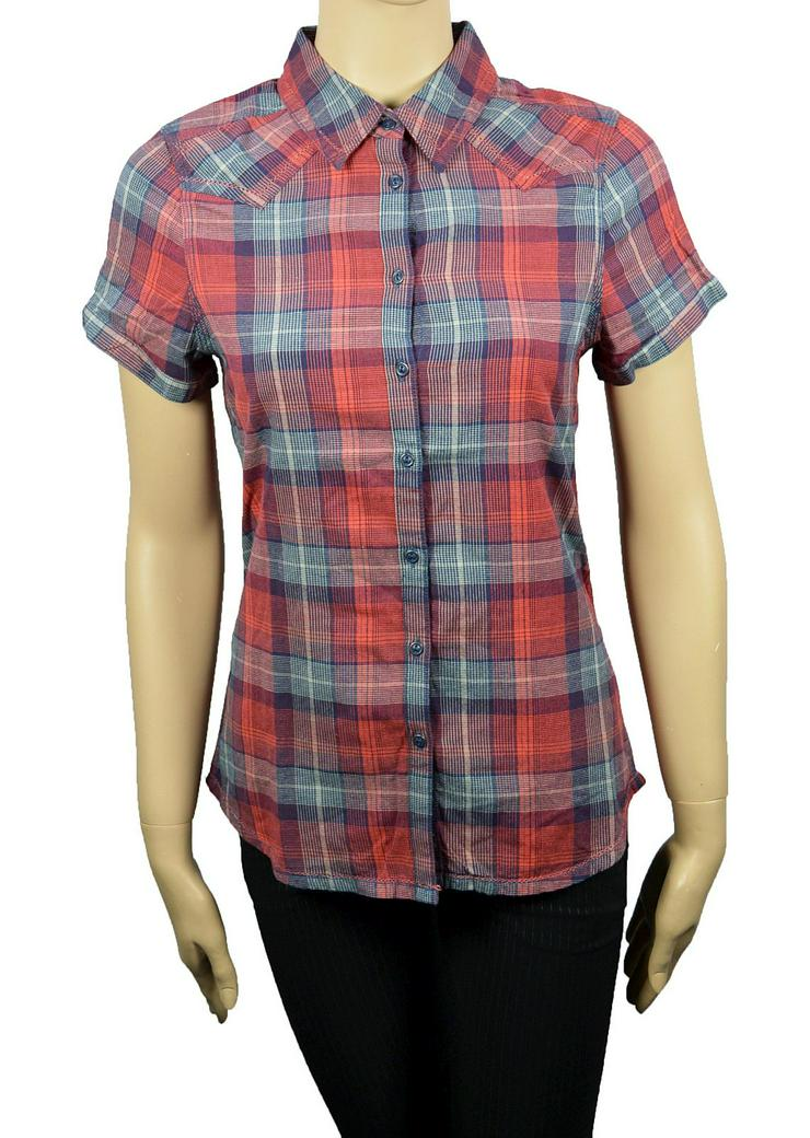 Wrangler Bluse Hemd Shirt Gr.S Hemden Blusen Shirts 12091503