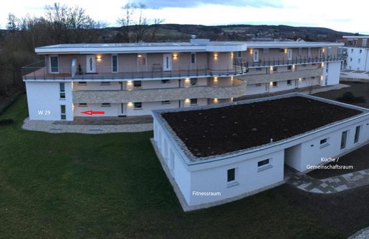 Barrierefreie EG-Wohnung in Neubau