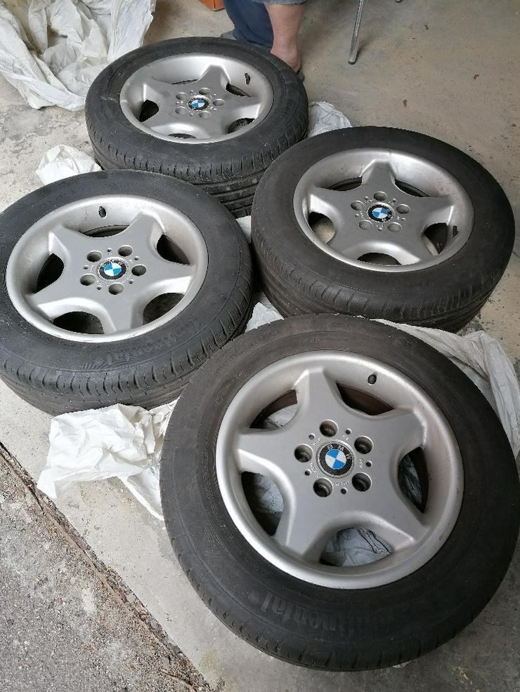 Alu Felgen BMW 850